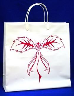 Пакеты полиэтиленовые с логотипом компании